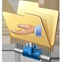 Logiciel d'administration à distance : Partage de fichiers et documents